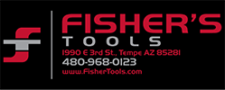 Fisher's Tools